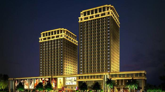 西安凌云商務酒店