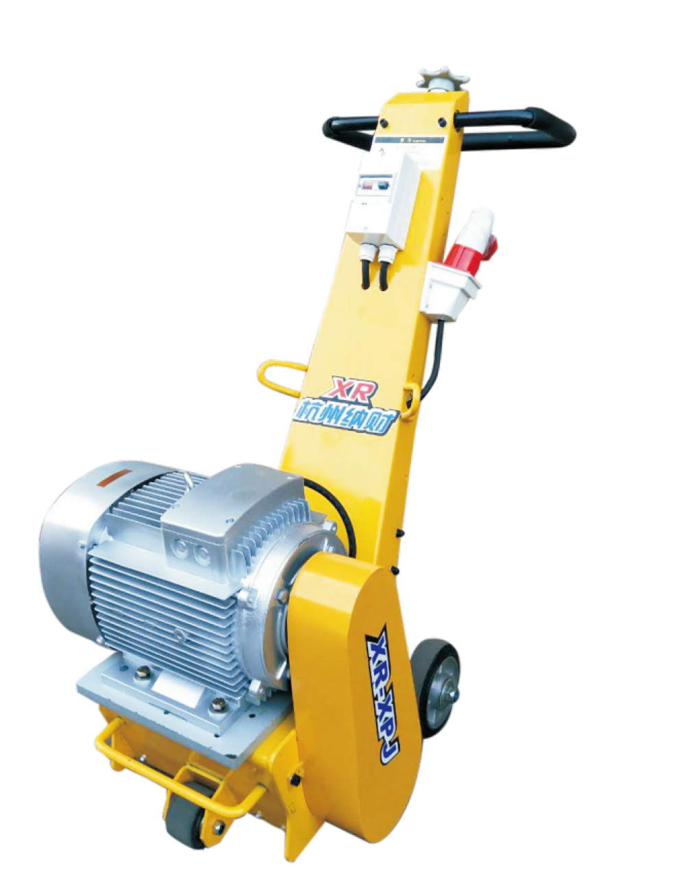 NC250 電動款 地面銑刨機