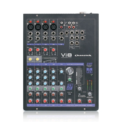 Vi8 调音台