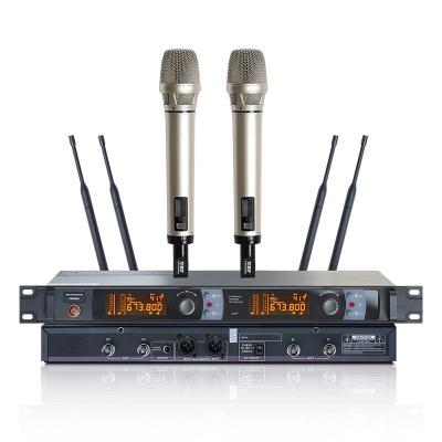CW-8020 远距离真分集演唱麦克风
