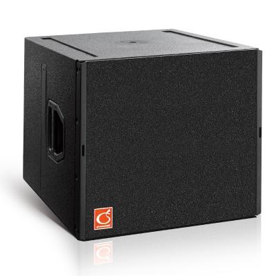 VT-S18 高效能∏超低音箱