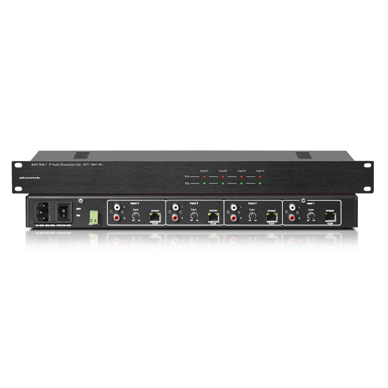 NCT-1041N-4 网络音频扩展单元