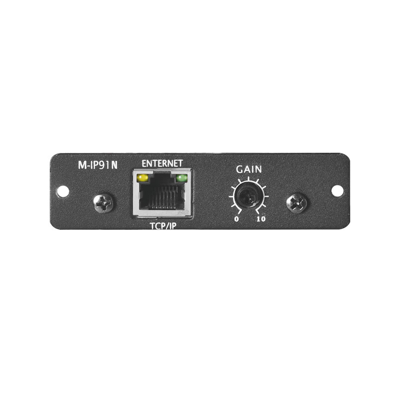 M-IP91N 嵌入式网络终端模块