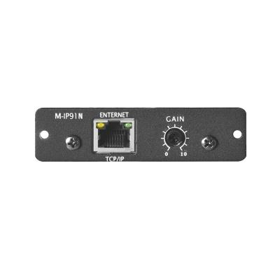 M-IP91N 嵌入式�W�j�K端模�K