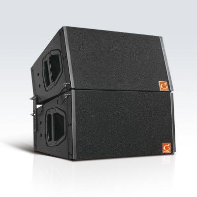 VT-10AP 雙10寸兩分頻有源線陣列音箱