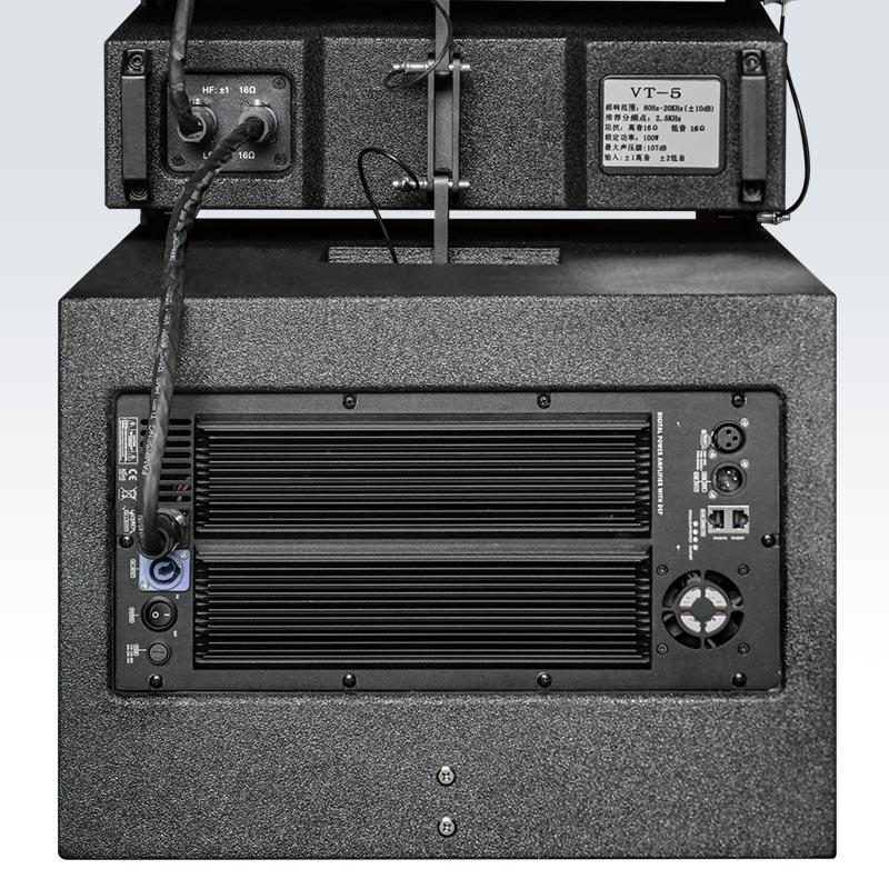 VT-5 / VT-S12AP有源線陣列音箱系統組