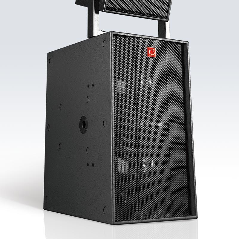 VZ-410+LZ-5 線陣列組合揚聲器系統