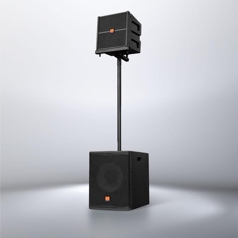 VZ-205紧凑型线阵列音箱组