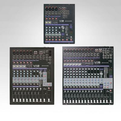 Vi8/ Vi12/ Vi16 调音台