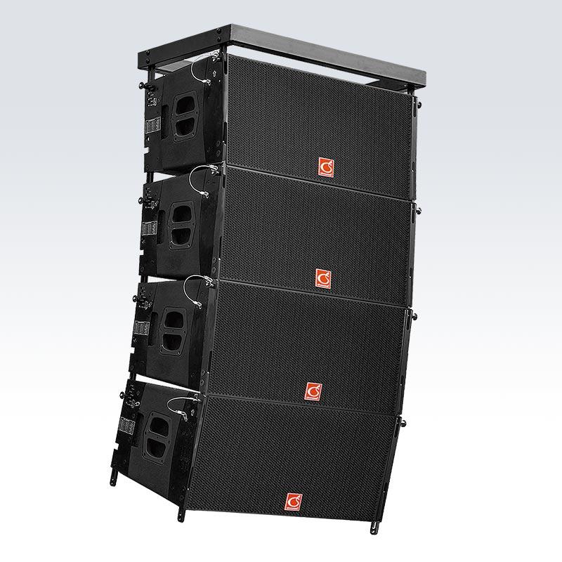 VT-12 /VT-12F(戶外型) 雙12寸二分頻線陣列音箱