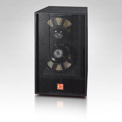 LZ-1雷震1號 雙15寸,高效能雙路倍頻加載,次低頻音箱
