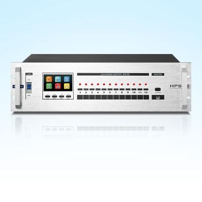 HPS-12 高性能全智能型凈化系統電源