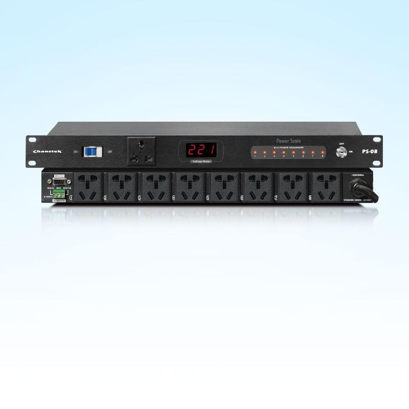 PS-08/D 8路時序(凈化)電源