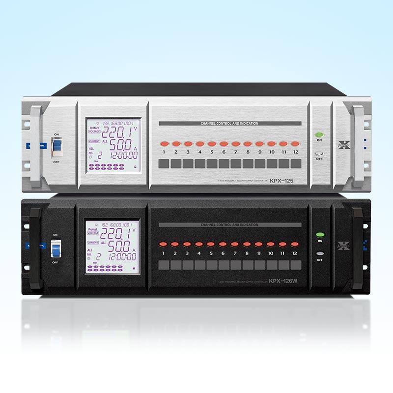 KPX-125/D KPX-126W/D  學習型全平臺自動智能電源