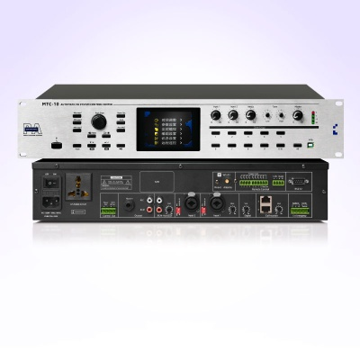 MTC-10 自動廣播系統控制主機