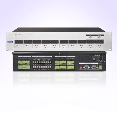 ESS-10B 業務兼緊急廣播分區控制器