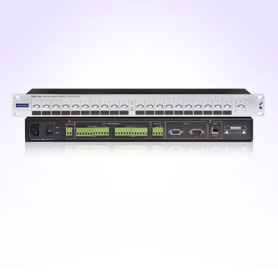 ESP-20 緊急廣播接口及分區控制器