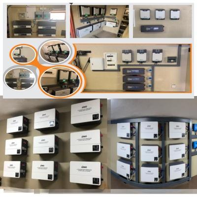 SAKO磷酸鐵鋰電池 太陽能家用發電儲能系統房車 48V100AH磷酸鐵鋰電池