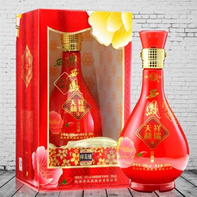 西凤酒·祥为缘