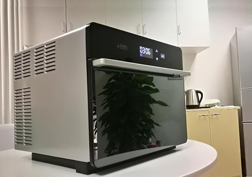 上海點為智能科技發布最新解凍爐產...