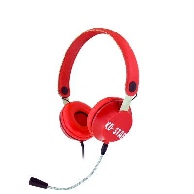 Multi-media gaming headset KEM-685