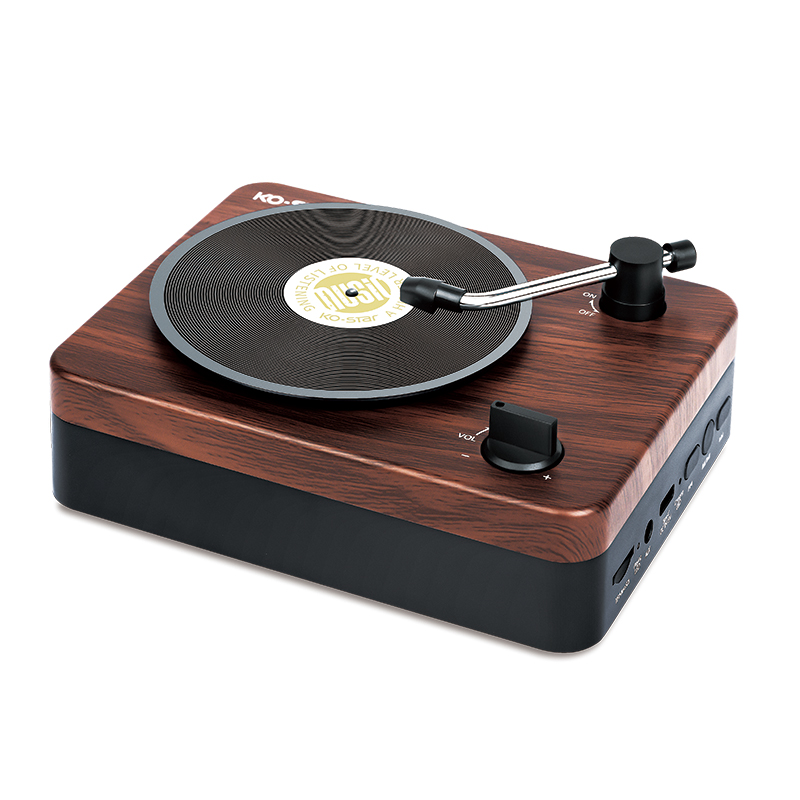 Turntable bluetooth speaker BT-330