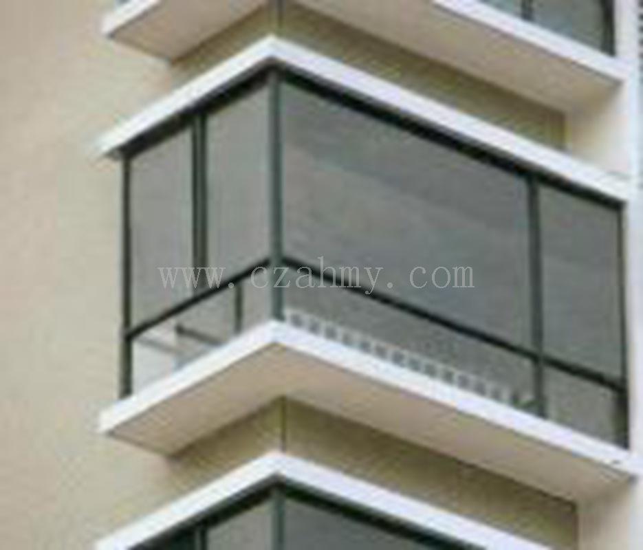 非隔热钢质防火窗