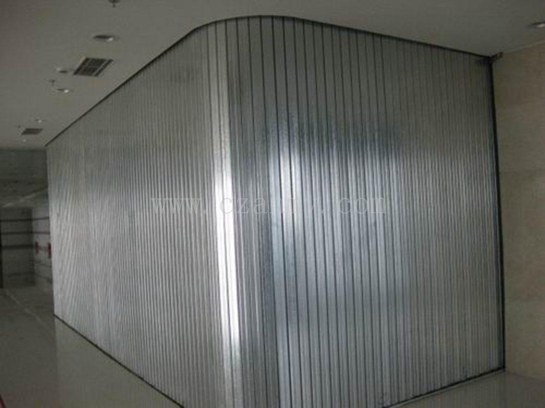钢质平卧转角圆弧钢质复合防火门