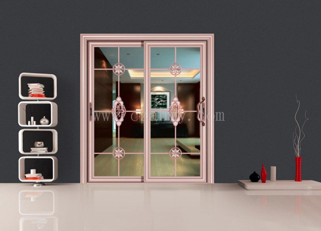磁悬浮自动感应门