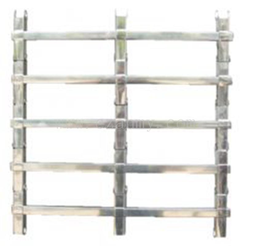 不锈钢格栅卷帘门