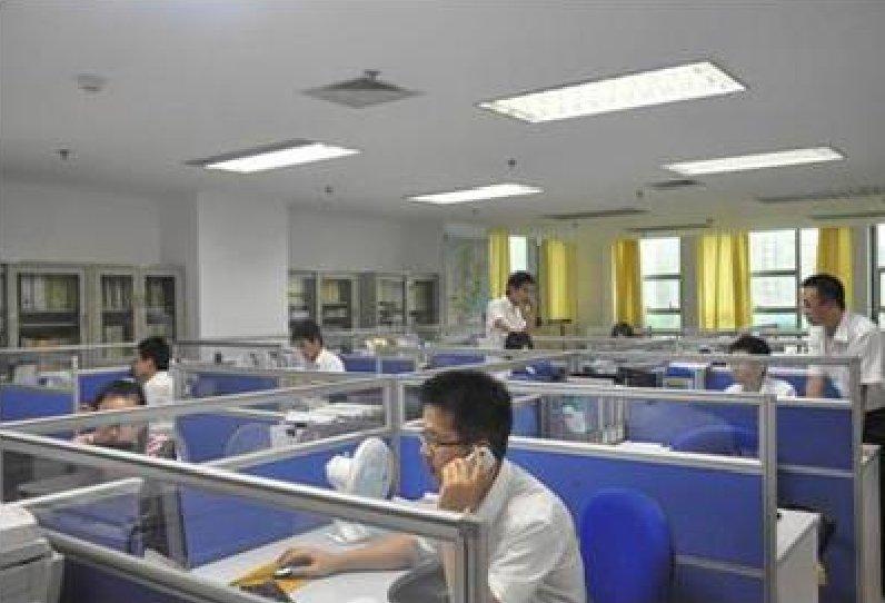 開放式辦公區