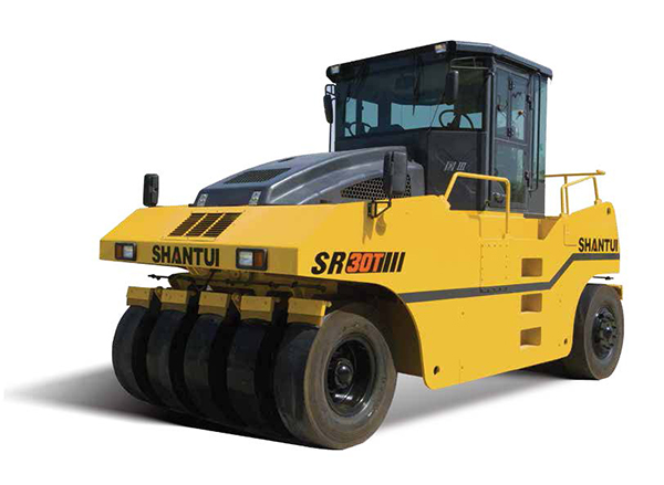 SR30T/SR30T-3胶轮压路机
