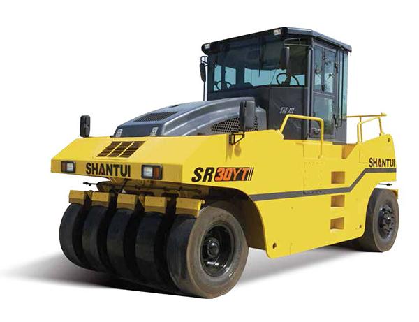 SR30YT胶轮压路机