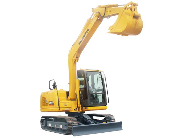 SE75-9W履带式挖掘机