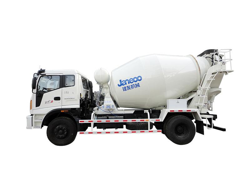 4/6方混凝土搅拌运输车城镇化系列设备