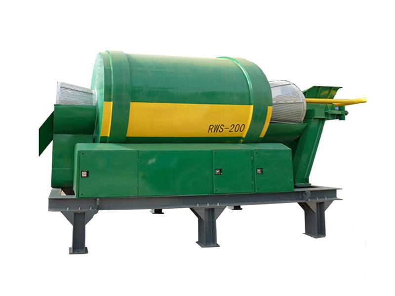 轻重物料水分离设备筛分设备