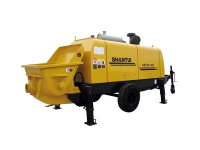 HBT6014R拖式泵系列