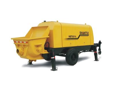 HBT6014拖式泵系列