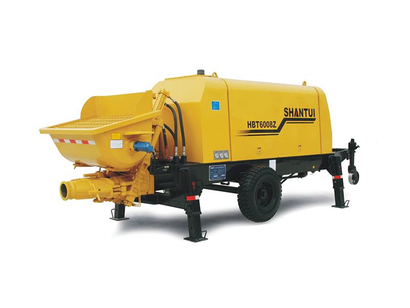 HBT6008Z拖式泵系列