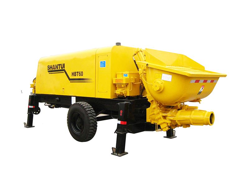 HBT60(新)拖式泵系列