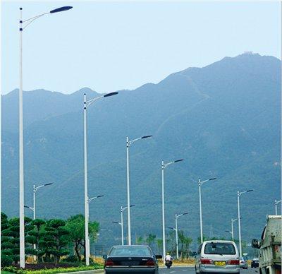 12米高-單頭路燈