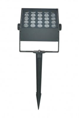10W-LED插地燈