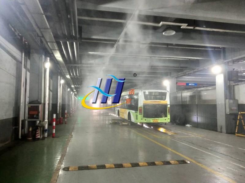 车辆消毒设备的产品特点是什么