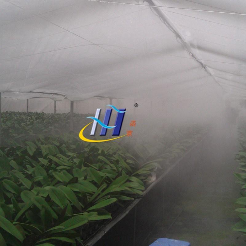 温室喷雾降温