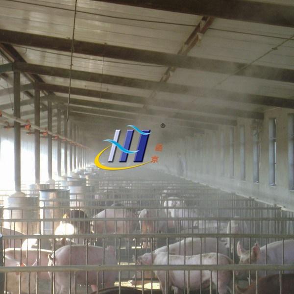 畜牧业消毒-除臭系统