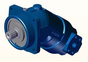 BREVINI活塞液压泵 SH11C SERIES