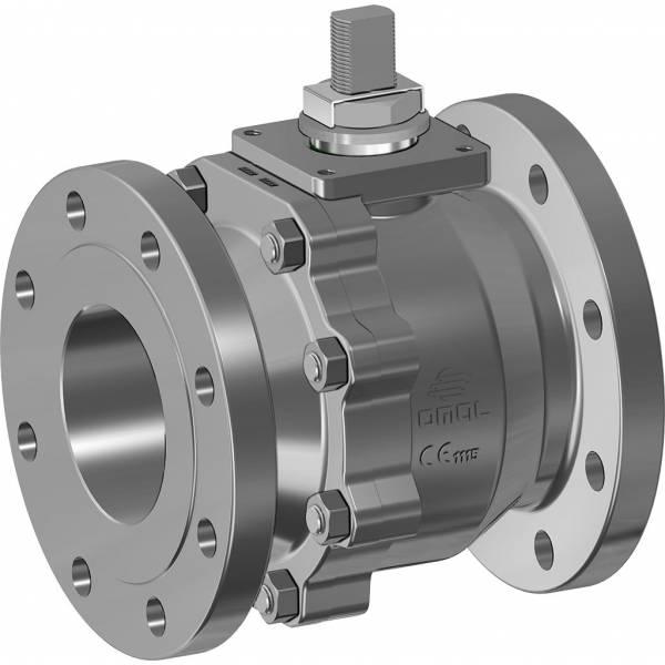 THOR分体式不锈钢铸造球阀 ANSI 150-300