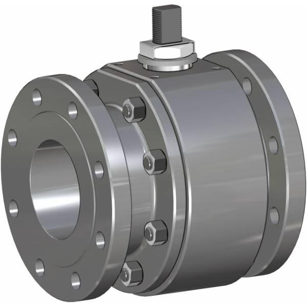 THOR分体式不锈钢球阀 PN 16-40 ANSI 150-300