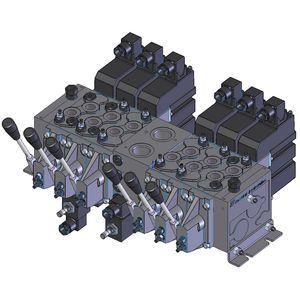 BREVINI手动液压分配器HPV41-HPV77