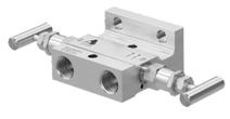 二阀组—仪表阀组不锈钢